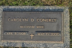 Carolyn <i>Denmark</i> Conerly