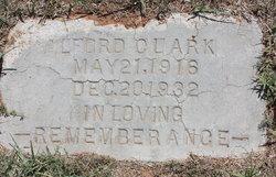 Joseph Alford Clark
