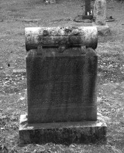 Annie E. <i>Parcell</i> Adams