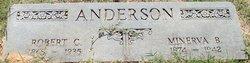 Minerva Edna <i>Bumpass</i> Anderson