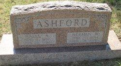 Herman M. Red Ashford