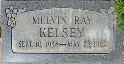 Melvin Ray Kelsey