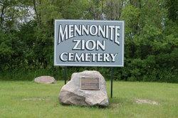 Mennonite Zion Cemetery