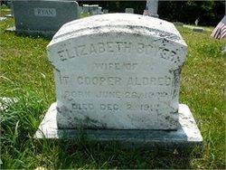 Elizabeth <i>Boyer</i> Aldred