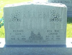Richard Glen Allen