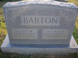 Floyd Maxwell Barton