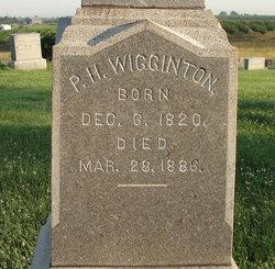 Peyton H Wigginton