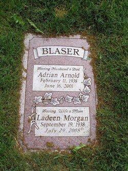 Ladeen <i>Morgan</i> Blaser
