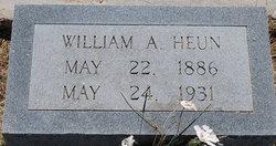 William A. Heun