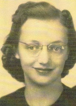 Mrs Freda Gay <i>Baker</i> Armstrong