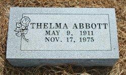 Thelma Sue Abbott