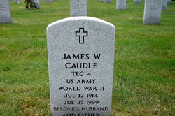 James Wilfred Caudle