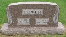 Lottie <i>Horton</i> Bowen