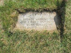 George Washington Buster Cummings