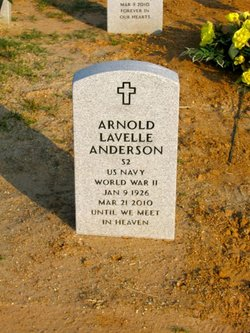 SMN Arnold Lavelle Anderson