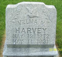 Velma Melissa <i>Black</i> Harvey