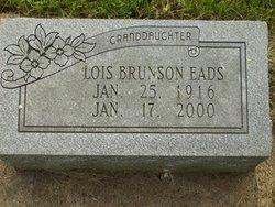 Lois B. <i>Newman</i> Eads