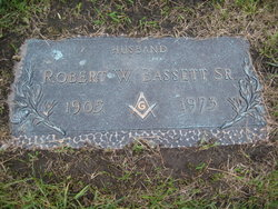 Robert William Bassett