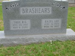 Hazel Lee <i>Foster</i> Brashears