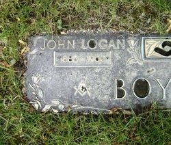 John Alexander Logan Boyles