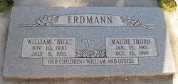 William Erdmann