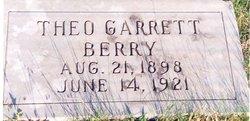 Theo <i>Garrett</i> Berry