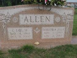 C. Earl Allen, Sr