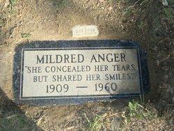 Mildred Margretta Anger