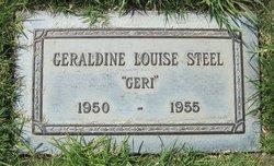 Geraldine Louise Geri Steel
