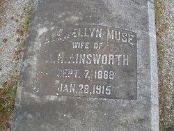 Llewellyn <i>Muse</i> Ainsworth