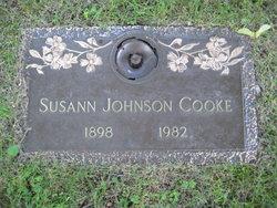 Susann Naomi <i>Johnson</i> Cooke