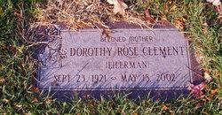 Dorothy Rose <i>Eilerman</i> Clement