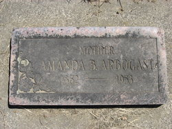 Amanda Belle <i>Gilliland</i> Arbogast
