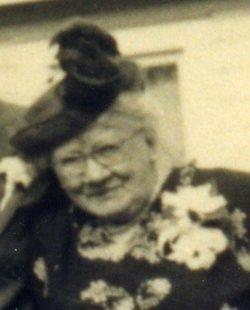 Mrs Sophia Ophelia <i>Sorensen</i> Anderson
