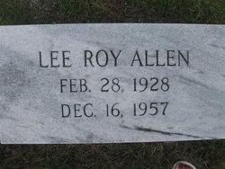 Lee Roy Allen