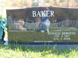 Donald Dewayne Baker
