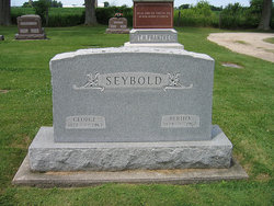Bertha <i>( )</i> Seybold