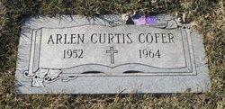 Arlen <i>Curtis</i> Cofer