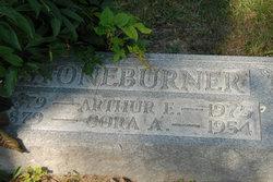 Cora Agnes Aggie <i>Sine</i> Stoneburner