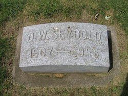 Oliver William Seybold