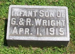 Infant Son Wright