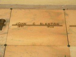John Carlyle Blanton