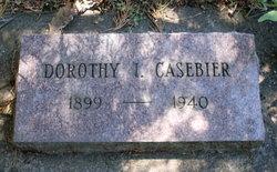 Dorothy I. <i>Buchanan</i> Casebier