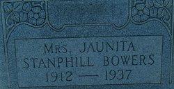 Mrs Juanita Stanphill Bowers