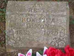 Martha Roberta Dixon
