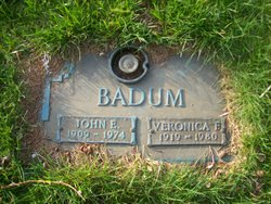 John E. Badum