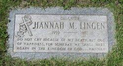 Hannah Mabel Lingen