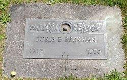 Doris Elizabeth <i>Cabe</i> Beckman