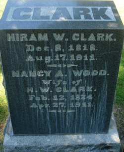 Nancy Ann <i>Wood</i> Clark
