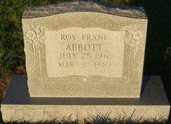 Roy Frank Abbott